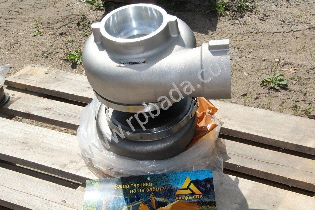 Турбокомпрессор для двигателя бульдозера Komatsu D355