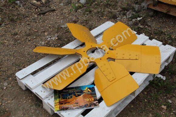 600-643-1060 крыльчатка вентилятора ДВС Камминз